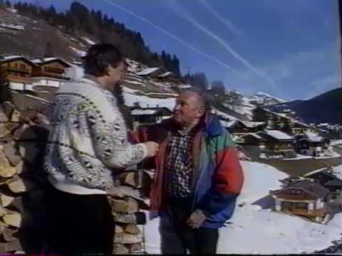 La Place du Village Les Gets - TV8 Mont-Blanc (1997)