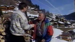 La Place du Village Les Gets - TV8 Mont-Blanc (1997)