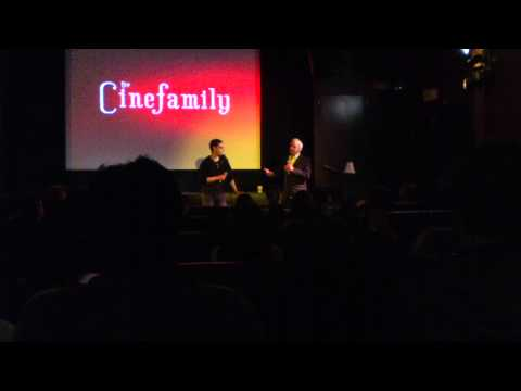 Trent Harris Q&A on Beaver Trilogy @ Cinefamily