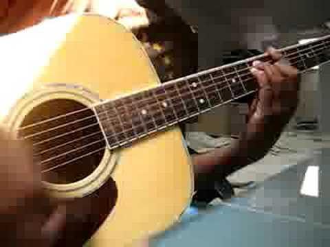 U2 Please Acoustic Cover