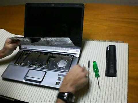Troca De Teclado Notebook Youtube