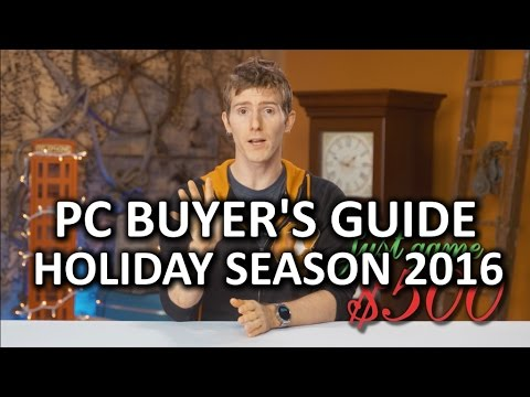 Build the Perfect Gaming PC - Holiday Buyer's Guide 2016