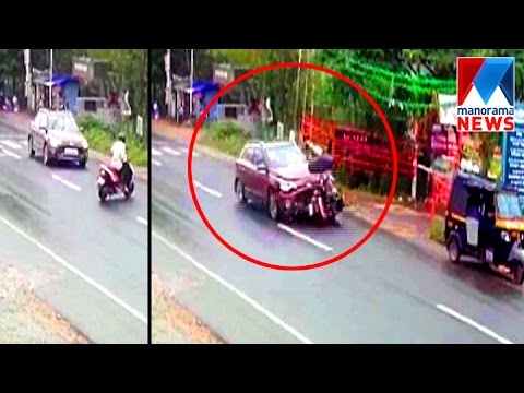 CCTV Footage Shows Horror Moment From Wayand Accident | Manorama News