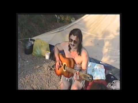 Андрей Некинчай рок мэн по имени сэмэн (лето 2000)