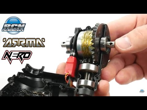 Arrma Nero 6S BLX - Front Diff Exposed / Servo Upgrade
