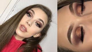 Fall Makeup Tutorial | Subculture Palette