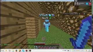 Uniocraft kitpvp#1 NicoTz vs tornadoman