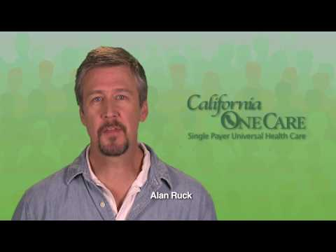 Alan Ruck for California OneCare