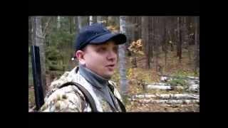 Одиночный поход и охота на рябчика на один день