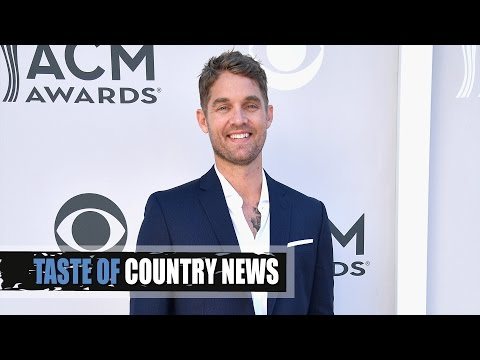 Brett Young Sleeps With a Blankie + Doesn't Care What You Think About It