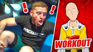 Training Like One Punch Man For A Week