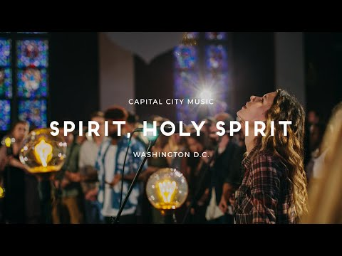 Spirit, Holy Spirit (ft. Rachel Jacques) - Live from Washington, DC