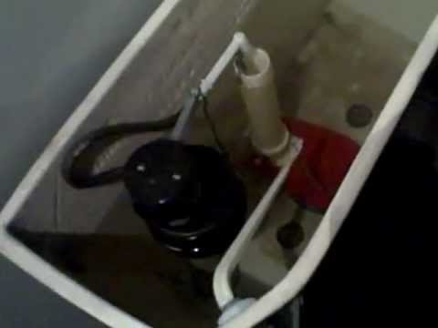 no leak toilet flapper. Repair a Leaking Toilet  Flapper Replacement YouTube