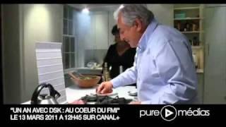 Un an avec Dominique Strauss Kahn   les premieres images   OZAP com