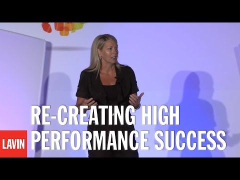 Yvonne Camus: Re-Creating High Performance Success
