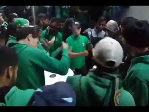Ambiance Ultras Helala Boys LA BANDA VERDE
