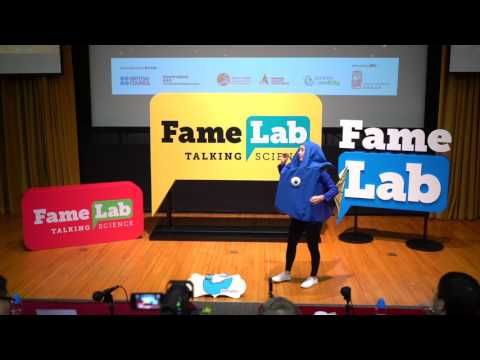 FameLab HK 2017 Finalist: The science behind Dory's memory by Nicole Tanner