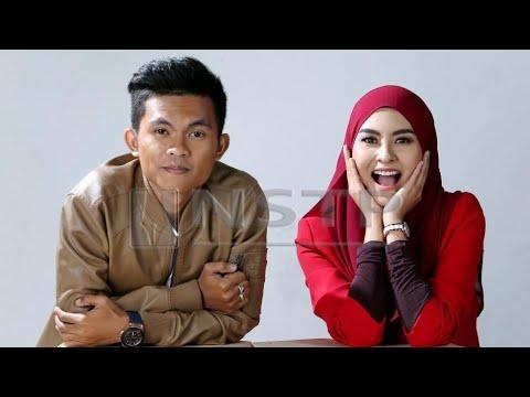 Sweetnya Tajul & Wany Hasrita |