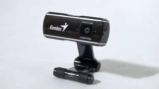 #1298 - Genius FaceCam 3000 HD Webcam Video Review