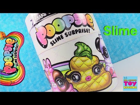 Poopsie Slime Surprise Unicorn Blind Bag Toy Review Unboxing | PSToyReviews