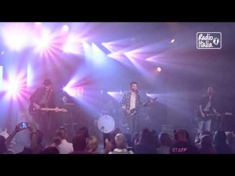 Nek Live - Lascia che io sia 2013 dal vivo a RadioItaliaLive