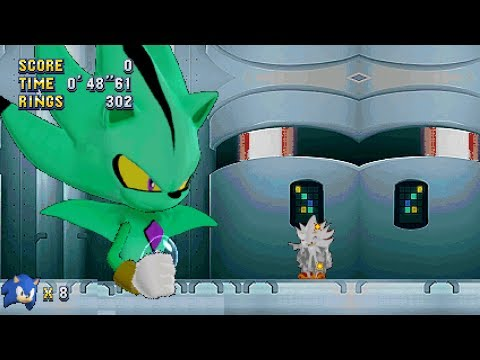 Wrath Of Nazo Mania Plus Mod + Playable Hyper Shadic Super Form Special