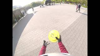 플라잉디스크,올림픽공원 2021년 4월 18일 행사, …