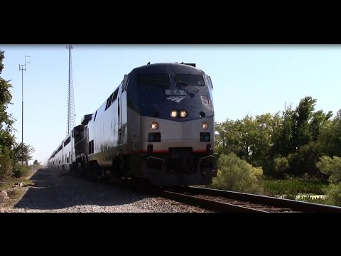 amtrak 58 city of new orleans 10 5 14 manchac la hd youtube. Black Bedroom Furniture Sets. Home Design Ideas