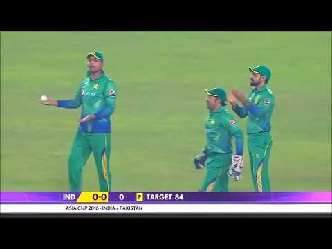 Download Mohammad Amir Best Bowling   Wicket 2017