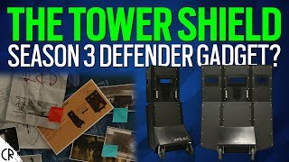 Tower Shield - S3 Def Gadget? - Tom Clancy's Rainbow Six Siege