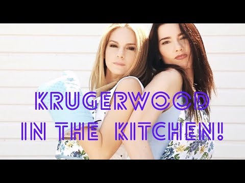 KRUGERWOOD IN THE KITCHEN   COOK OFF!!