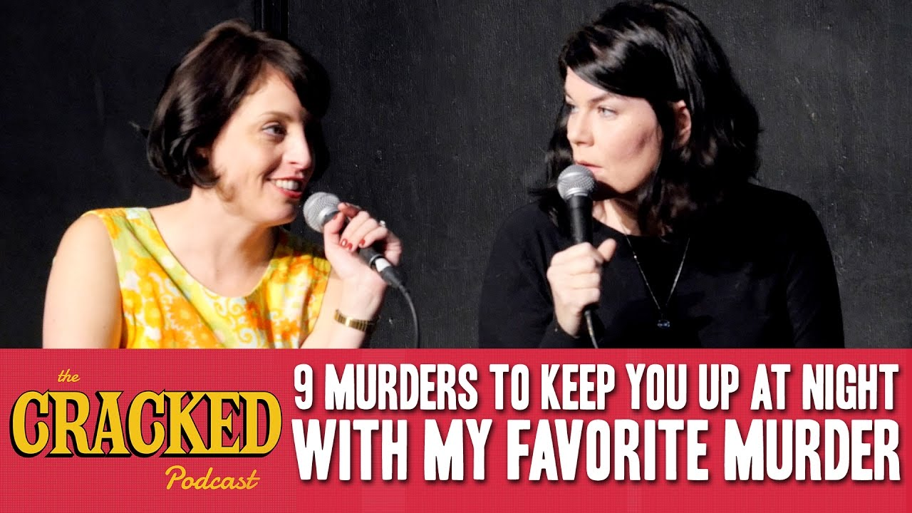 Image result for my favorite murders