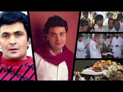 Breaking News Rishi Kapoor Died | Funeral