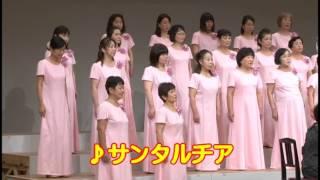 平成27年11月29日にコスモアイル羽咋で行われた第12回定期演奏会の様子...