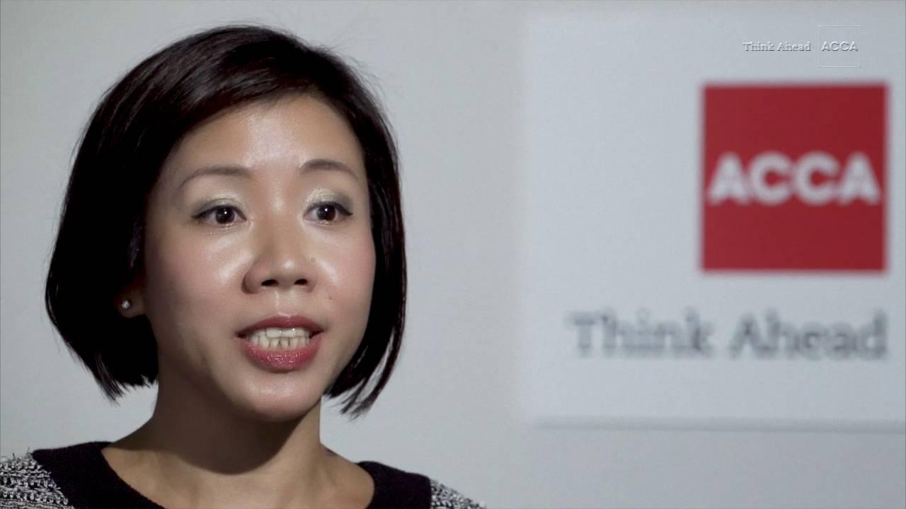 ACCA Hong Kong Chairman 2016/17 Alice Yip - YouTube