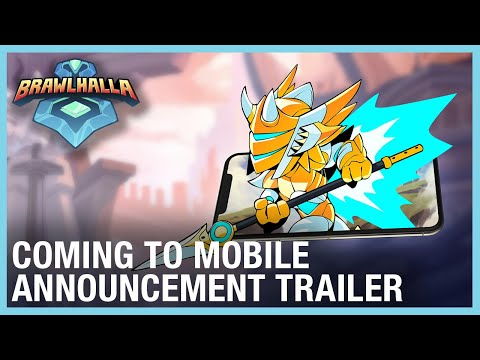 Brawlhalla: Coming to Mobile - Announcement Trailer | UbiFWD July 2020 | Ubisoft NA