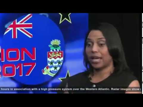 Catherine Tyson Interview - Cayman 27 News