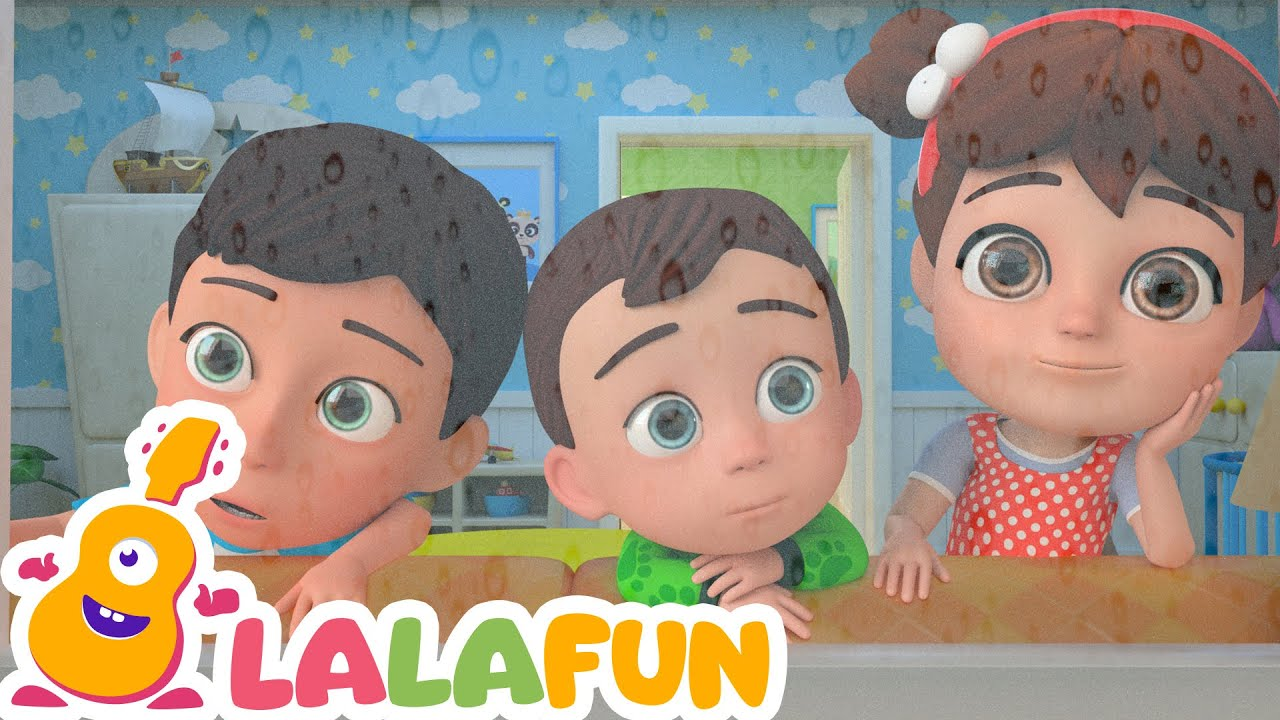 Lalafun - Weather Song! Rain Rain Go Away Nursery Rhymes