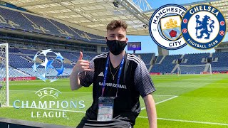 Champions League Final Vlog aus Porto   VIP Experience   ViscaBarca
