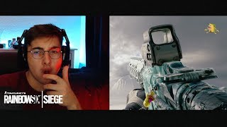 Reacting to Console Pro League Player - Rainbow Six Siege
