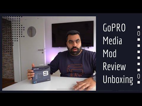 GoPro 8/Max Media Mod - Unboxing Und Erster Test