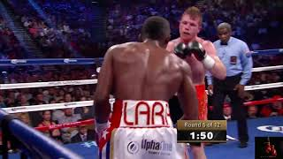Canelo Alvarez vs Erislandy Lara (FULL FIGHT)