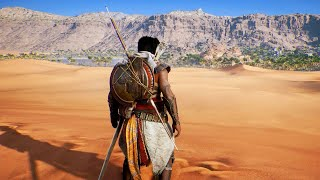 Assassin's Creed Origins - 70 Minutes of Gameplay ( PS4 Pro / Xbox One X / PC )