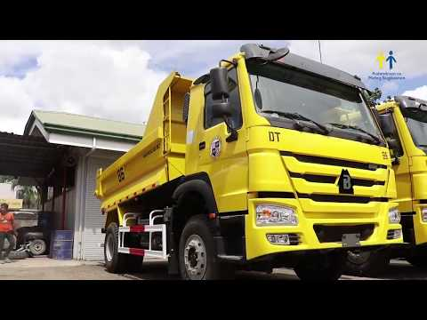 TEASER: Blessing of the Provincial Government's Brand New Light and Heavy Equipment