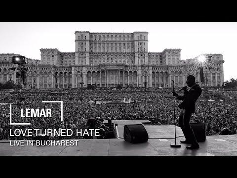 Lemar | Love Turned Hate (Robbie Williams - LMEY Tour 2015, Bucharest)