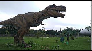 Планета динозавров. Парк юрского периода