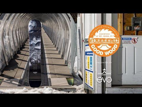 Lib Tech Box Knife Review: Men's Park Winner – Good Wood Snowboard Test 2018-2019