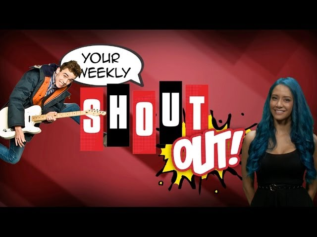 BotCon, Milynn Sarley, and Hot Guitar Licks - Your Weekly Shout! Out: Episode 50