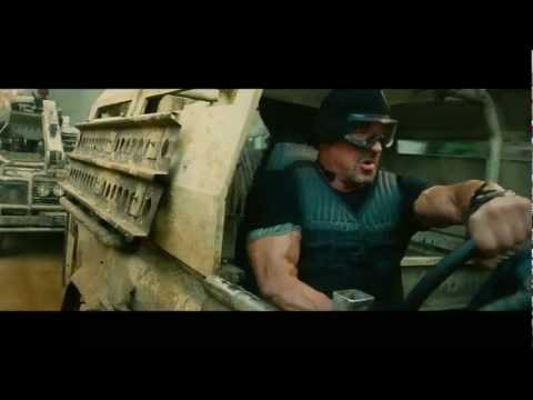 """""""The Expendables 2"""" : 30 Review Spot """"Action Lovers Dream Team!"""""""