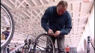 Екатеринбуржец изобрел велосипед